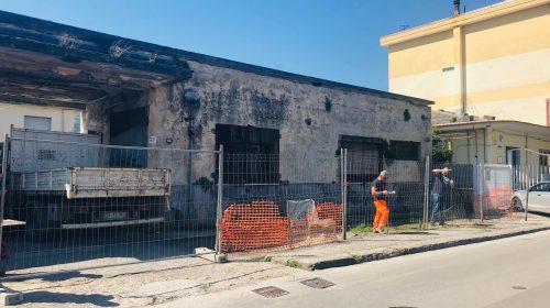 Nocera Superiore: s'insedia il cantiere per la riqualificazione dell'ex mattatoio
