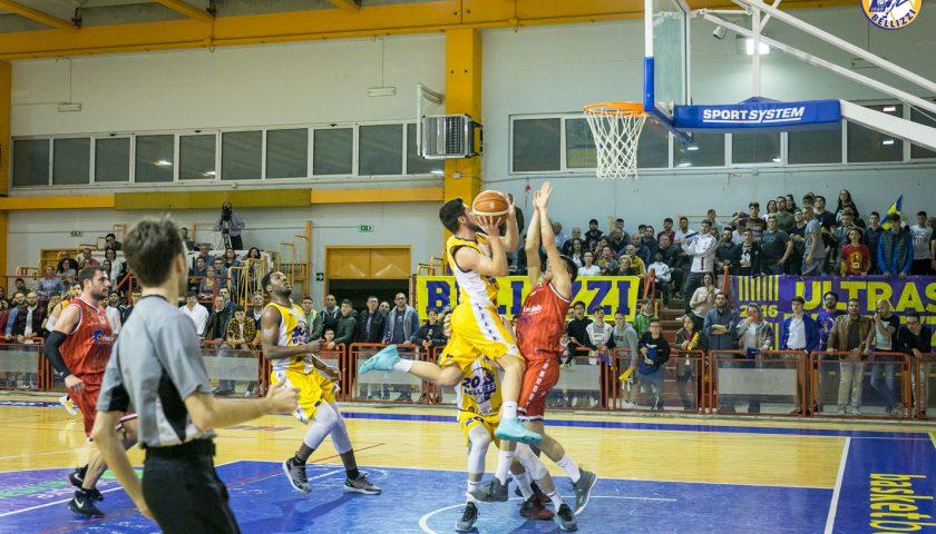Il Basket Bellizzi è in semifinale Play-Off. I gialloblu passano ad Angri e chiudono la serie