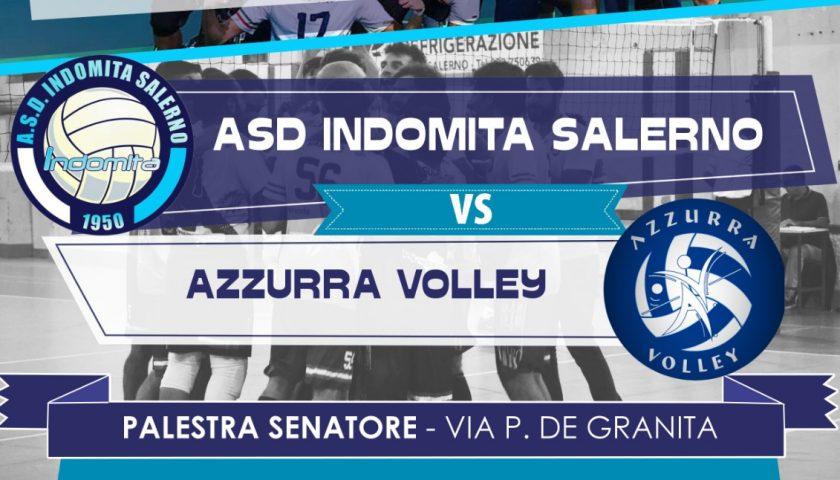 """Sulla strada dell'Indomita ecco Azzurra Volley. Coach Vitale e l'atleta Catone: """"Vogliamo sfatare il tabù e battere la nostra bestia nera"""""""