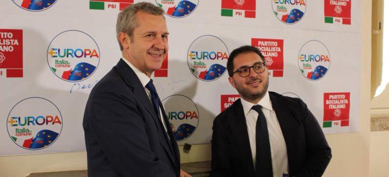 Elezioni Europee, accordo politico ed elettorale tra Psi e +Europa