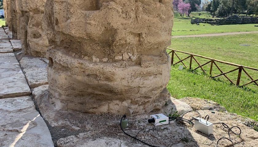 Paestum, assicurata la manutenzione ordinaria del Tempio di Nettuno grazie ai 100.000 Euro donati dall'azienda D'Amico