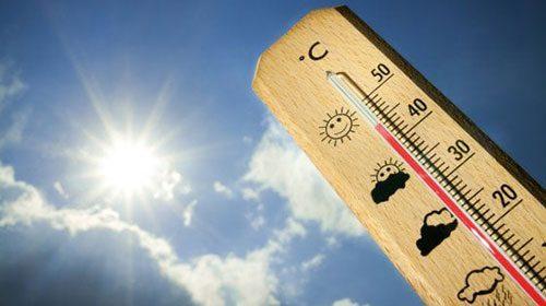 Meteo in Campania oggi, Salerno e provincia le più calde della regione