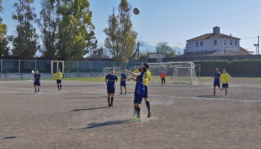 Polisportiva Salerno Guiscards, il passo falso di Pontecagnano complica i piani del team calcio