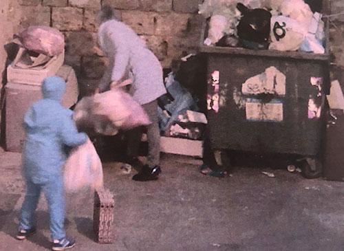 Pagani: lotta all'abbandono dei rifiuti, task force contro i trasgressori