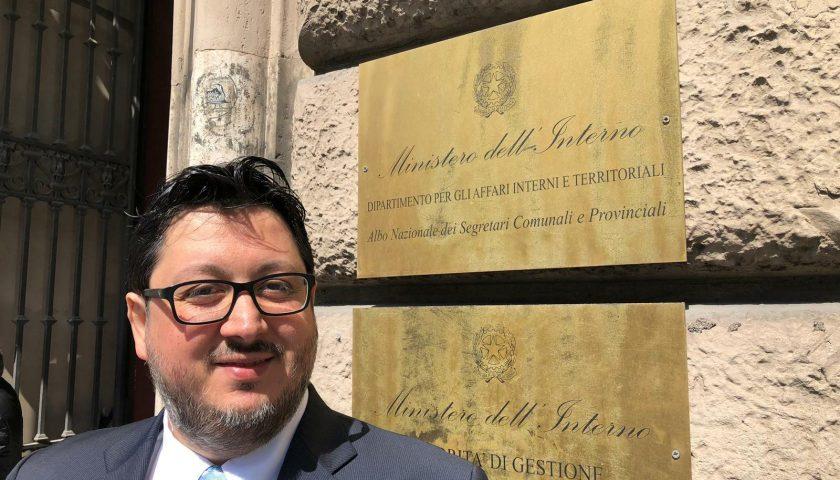 Amalfi: arriva il nuovo segretario comunale