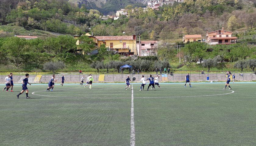 Polisportiva Salerno Guiscards, il team calcio torna in campo dopo la lunga sosta