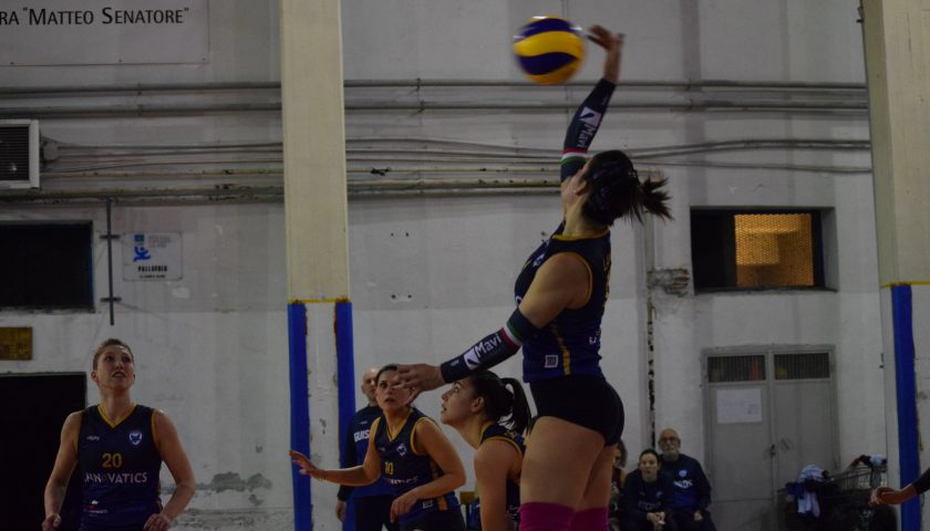 Polisportiva Salerno Guiscards, il team volley chiede strada all'Asd Primavera