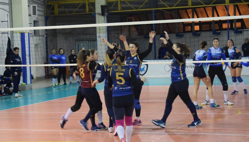 Polisportiva Salerno Guiscards, il team volley è pronto a confrontarsi con la corazzata Molinari