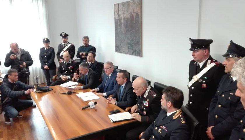 Operazione di Polizia e Carabinieri nel Salernitano: eseguiti all'alba 38 arresti per droga