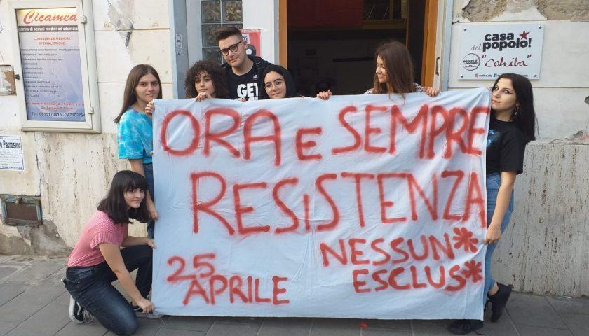 Pagani: domani un presidio per la Resistenza e la Liberazione