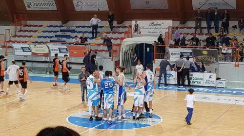 Parte in salita la finale playoff per la New Basket Agropoli. Stasera c'è gara 2