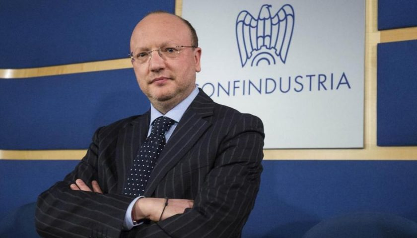 """Boccia (Confidustria) a Salerno: """"Sulla legge di bilancio abbiamo grandi aspettative"""""""