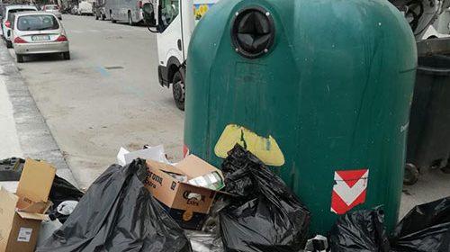 Battipaglia, incastrati e multati 22 furbetti dei rifiuti