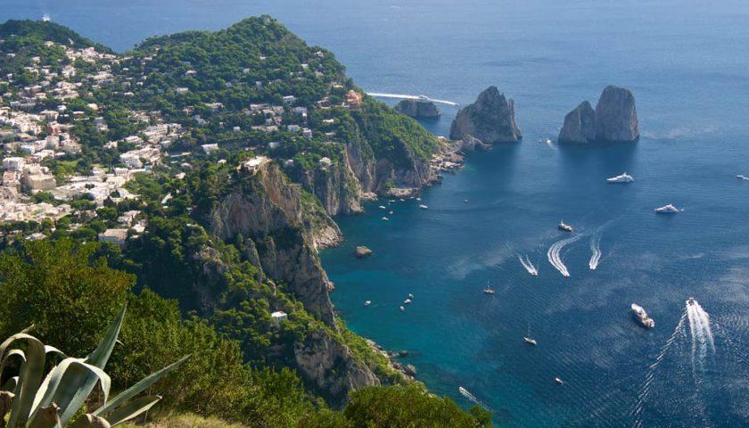 Ora anche l'isola di Capri avrà un presidio di Croce Rossa Italiana