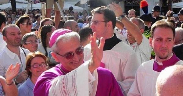 Importante incarico per il vescovo Ciro Miniero