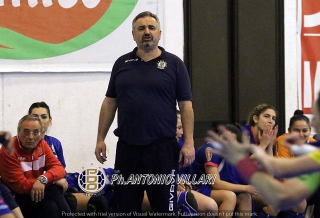 """Al via la Poule Play Off, coach Raijc: """"Rispetto per tutti, paura di nessuno"""""""