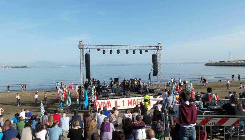 Torna il Concerto del Primo Maggio a Salerno