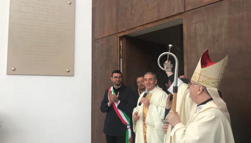 Pontecagnano: S. Antonio in festa per la dedicazione della chiesa