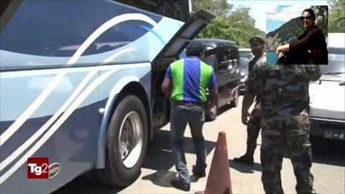 Sri Lanka: la salernitana Giusy Bortone a pochi metri dal luogo dell'attentato nella capitale, sta bene