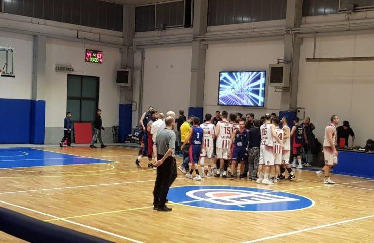 Hippo Basket Salerno espugna il parquet della Real Barrese