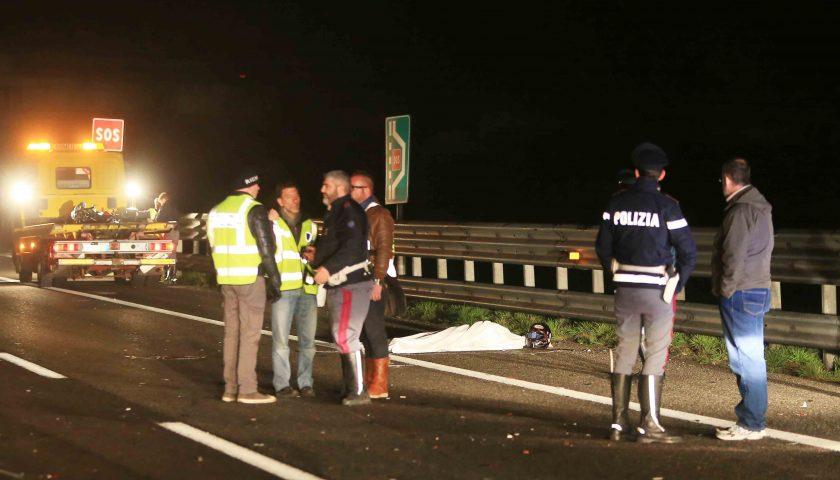 Incidente mortale sul raccordo Salerno – Avellino: la vittima è un 17enne di Fisciano
