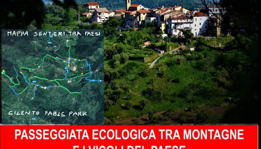 Stella Cilento, camminata nella natura in memoria di Roberto Vassalluzzo