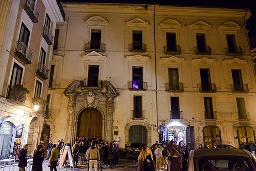 Salerno: autorizzazioni da rifare, salta anche l'evento Logos