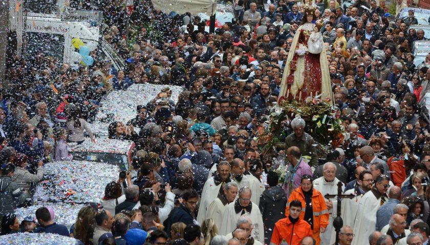 Pagani: al via i festeggiamenti per la Madonna delle Galline
