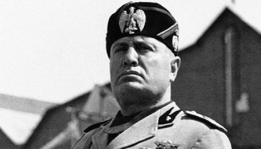 Benito Mussolini non è più cittadino onorario di Sarno