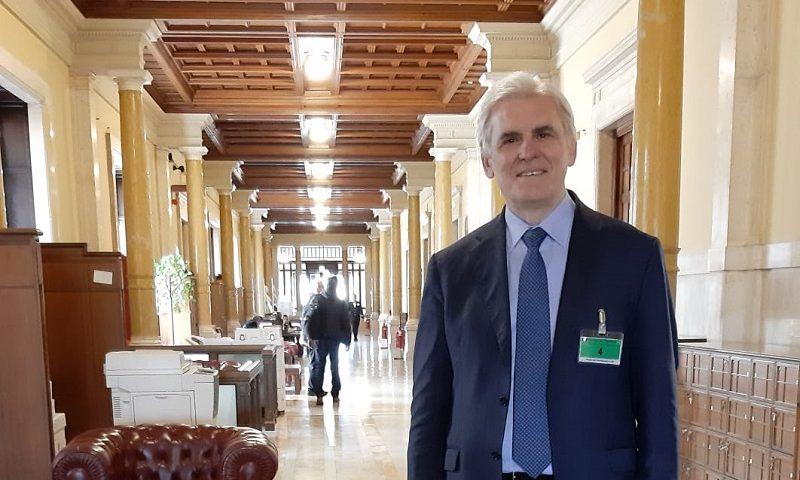 """Camera dei Deputati, audizione Presidente AIA Nicchi: """"Un successo"""""""