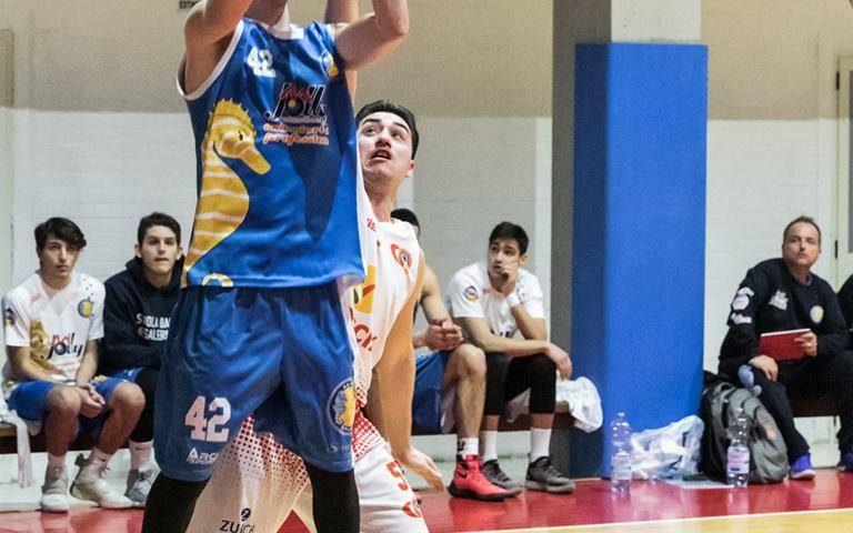 Play Off – serie C Gold: la Pallacanestro Salerno vince Gara 1 dei Quarti di Finale