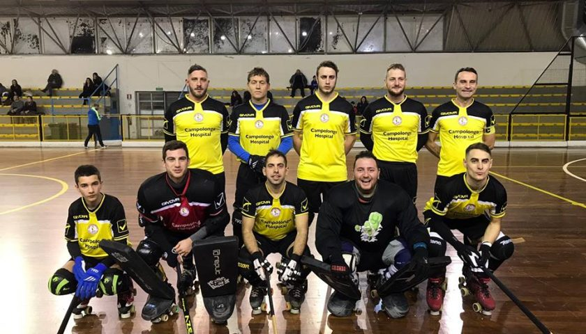 HOCKEY PISTA, PARI ALL'ESORDIO PER LA ROLLER SALERNO IN FEDERATION CUP