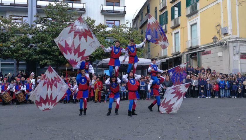 Salerno: partita la XXIX edizione della Fiera del Crocifisso
