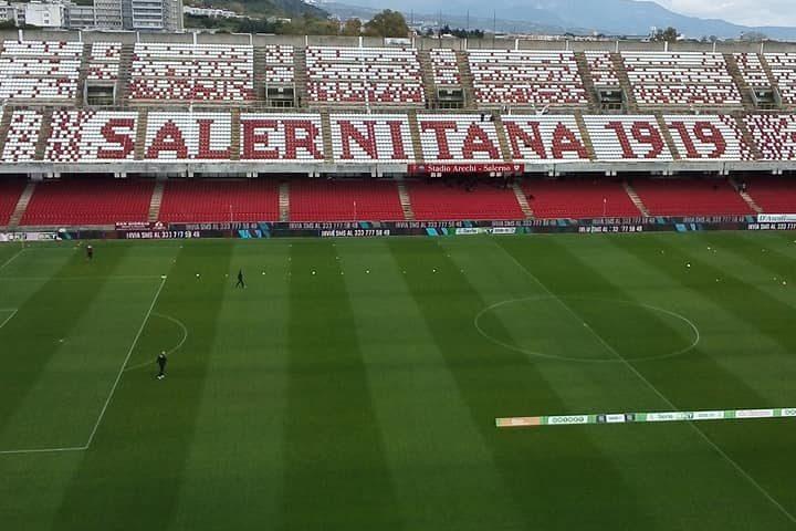 Coppa Italia, domenica la Salernitana sfida il Catanzaro allo stadio Arechi