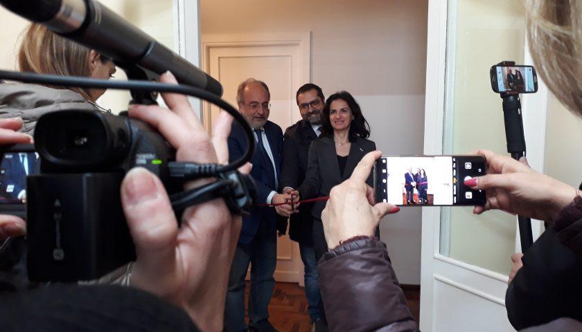 Inaugurazione sede Sugc Salerno