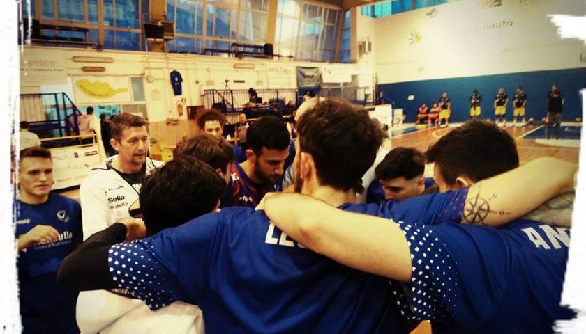 La Virtus Arechi batte Chieti in gara tre, domani match point al Pala Silvestri