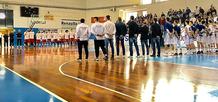 Play Off: La Virtus Arechi Salerno parte con il piede giusto, Senigallia ko