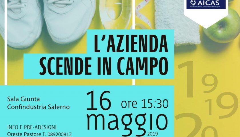 Le dinamiche sportive applicate alle aziende: se ne parla giovedì nel workshop di Confindustria Salerno