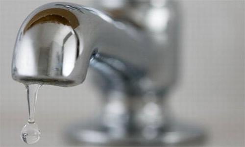 Pagani senz'acqua venerdì, chiuse le scuole: ecco dove