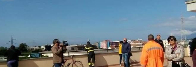 Salerno: protestano i lavoratori licenziati del consorzio