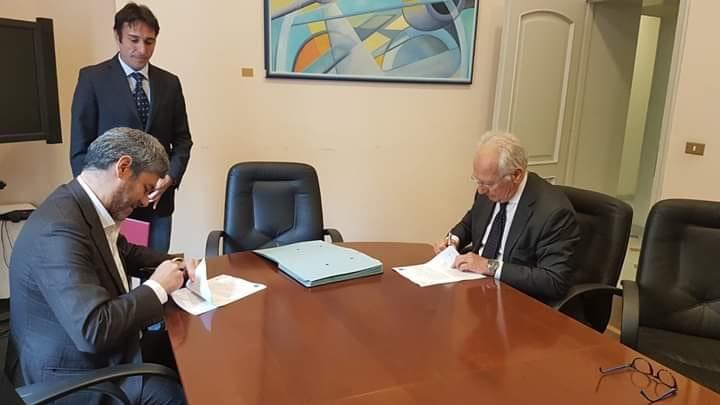 Giornata storica per l'Aeroporto di Salerno: l'Enac firma la concessione