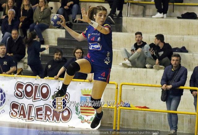 Jomi Salerno – Oderzo, tutto pronto per gara 1 di finale Scudetto