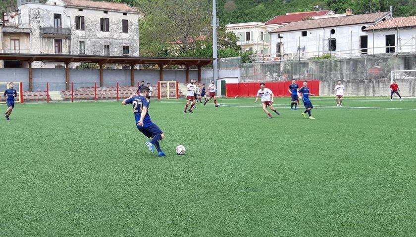 Polisportiva Salerno Guiscards, il team calcio ritrova la vittoria e blinda il sesto posto