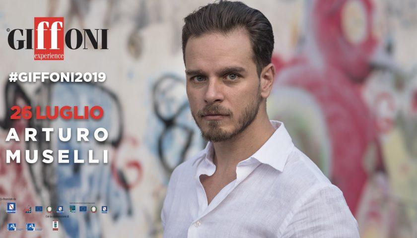 """A #GIFFONI2019 il 26 luglio Arturo Muselli, il """"sangue blu"""" di Gomorra"""