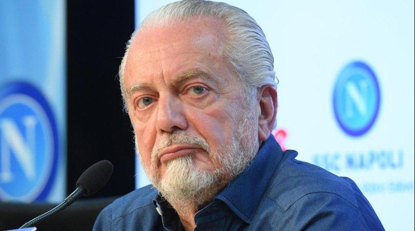 """De Laurentiis: """"Il Napoli in due anni può vincere in Italia ed Europa"""""""