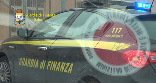 Evasione fiscale, la Gdf sequestra beni ad imprenditore di Albanella