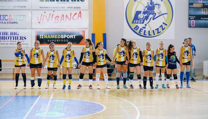 Svanisce il sogno promozione del Volley Bellizzi, Ischia passa al Pala Berlinguer