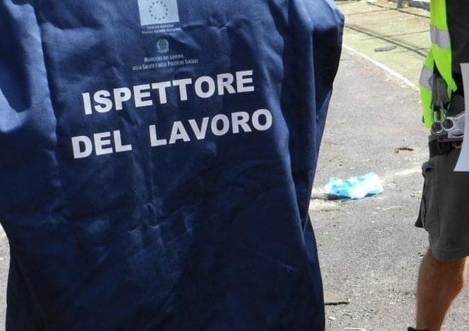 Controlli dell'Ispettorato del Lavoro a Salerno: 17 lavoratori in nero nel settore della ristorazione