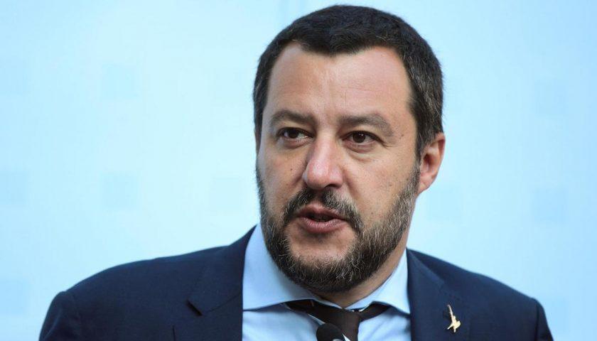 Lega: lunedì Matteo Salvini a Salerno per la Vuolo e Tommasetti