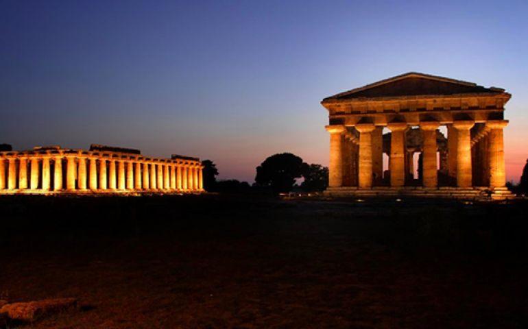Gennaio da record al Parco Archeologico di Paestum con + 68% di visitatori